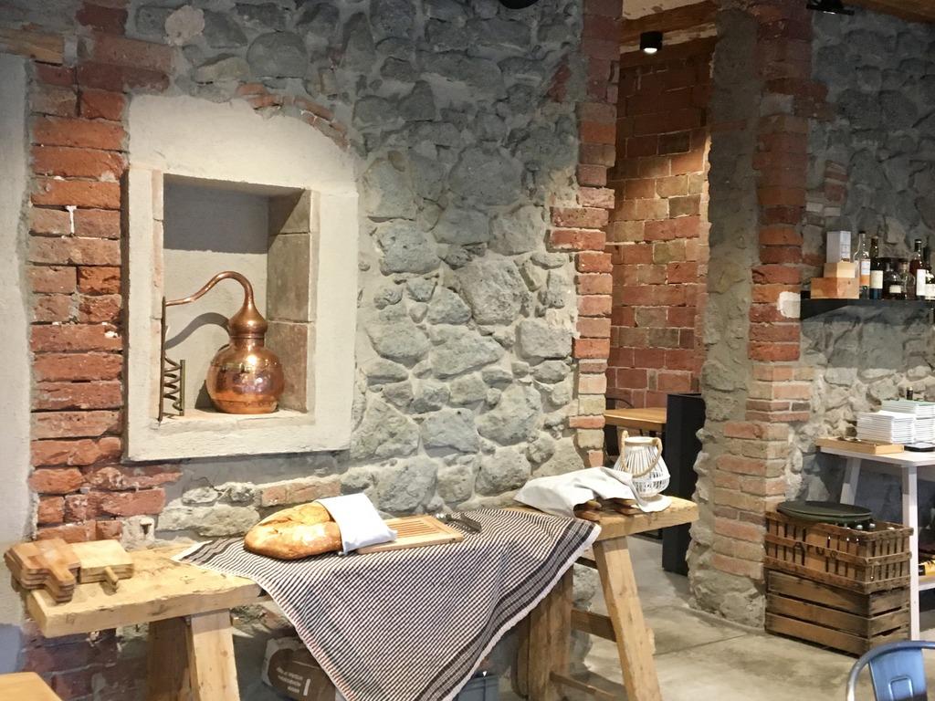 Destil·leria restaurant - Catalonia