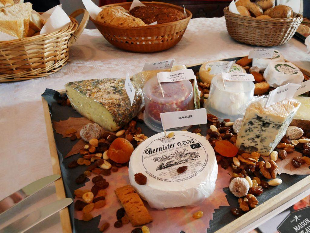 Domaine du Chenoy Wallonia Belgium Cheeses 2