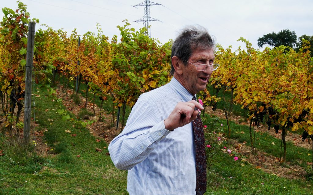 Domaine du Chenoy Wallonia Belgium Philipe Grafe