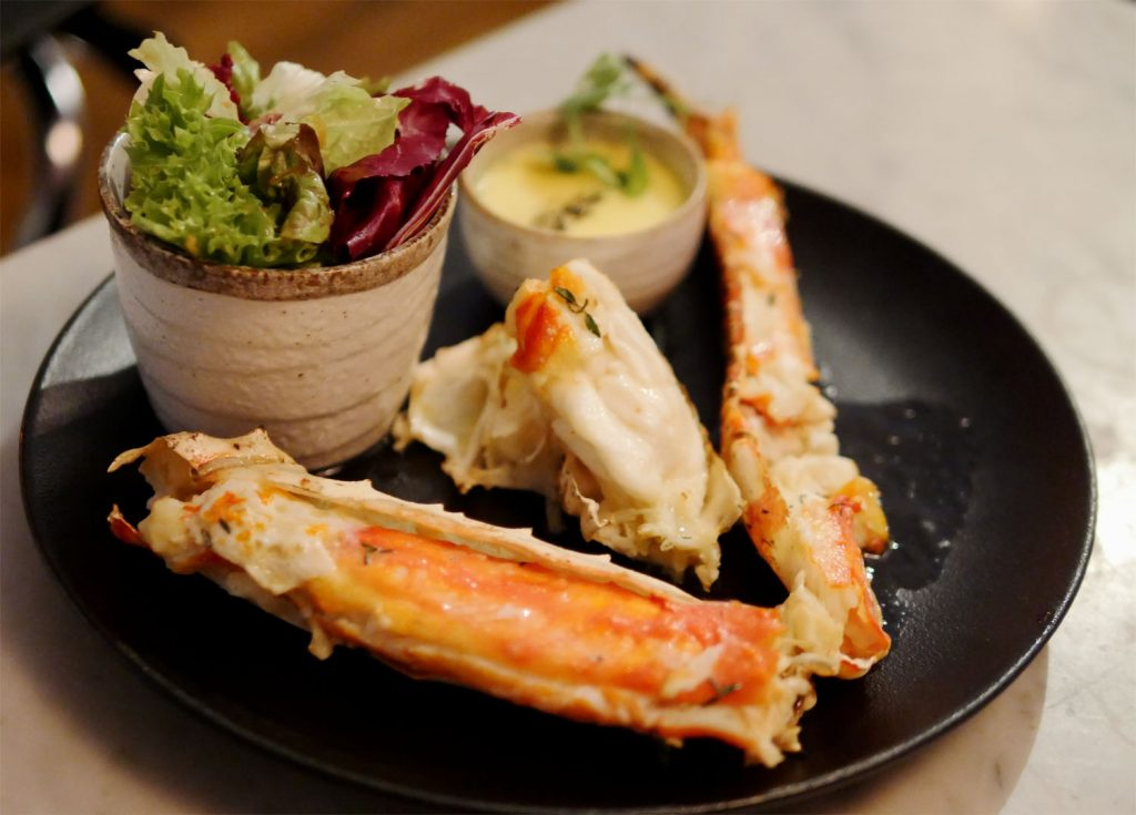 Fancy Crab King Crab Claws