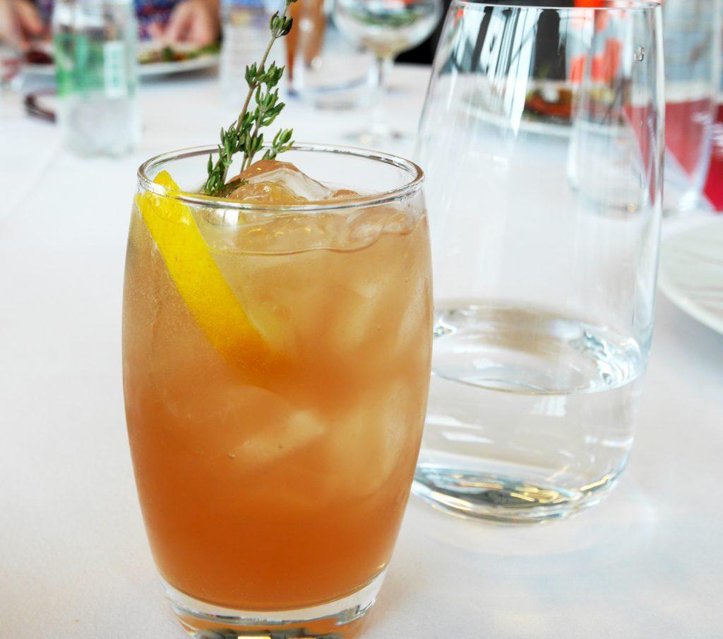 Greenalls Cocktail 2