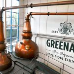 Gin Tales in Warrington – Greenall's Distillery Visit and Introduction to Sloe Gin