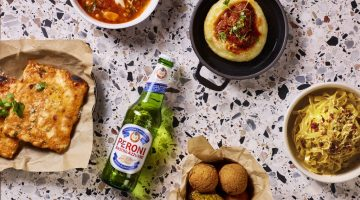 The House of Peroni Returns with a Celebration of Italian Citrus