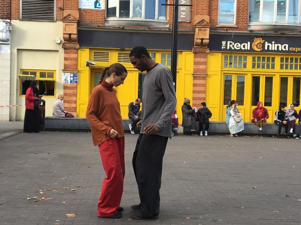Bell Square -Nomadis - Human Hood