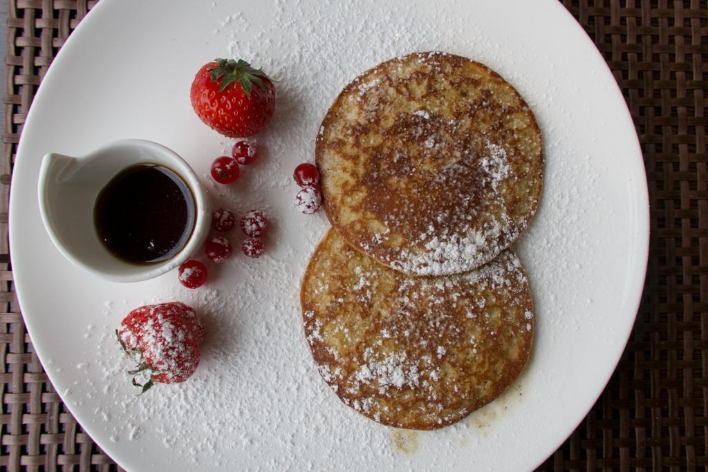 Palace Hotel- Pancakes