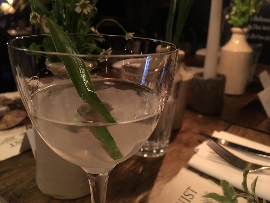 The Botanist - Islay Martini