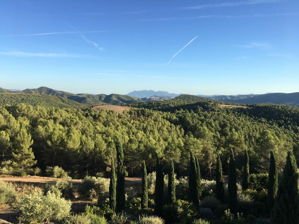 La Garriga de Castelladral - view - Catalonia
