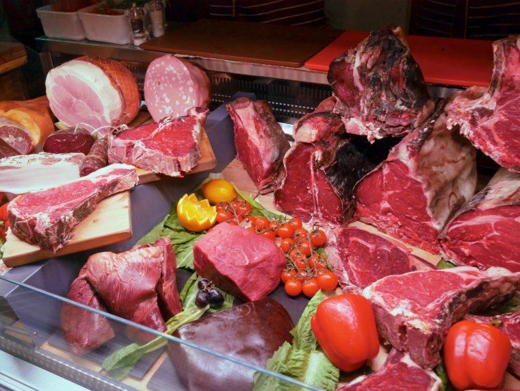Meats at Macellaio