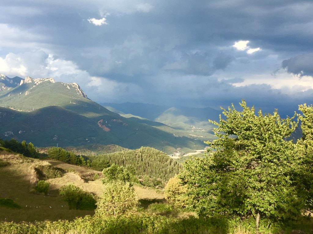 Mountain view - Bergà - Catalonia