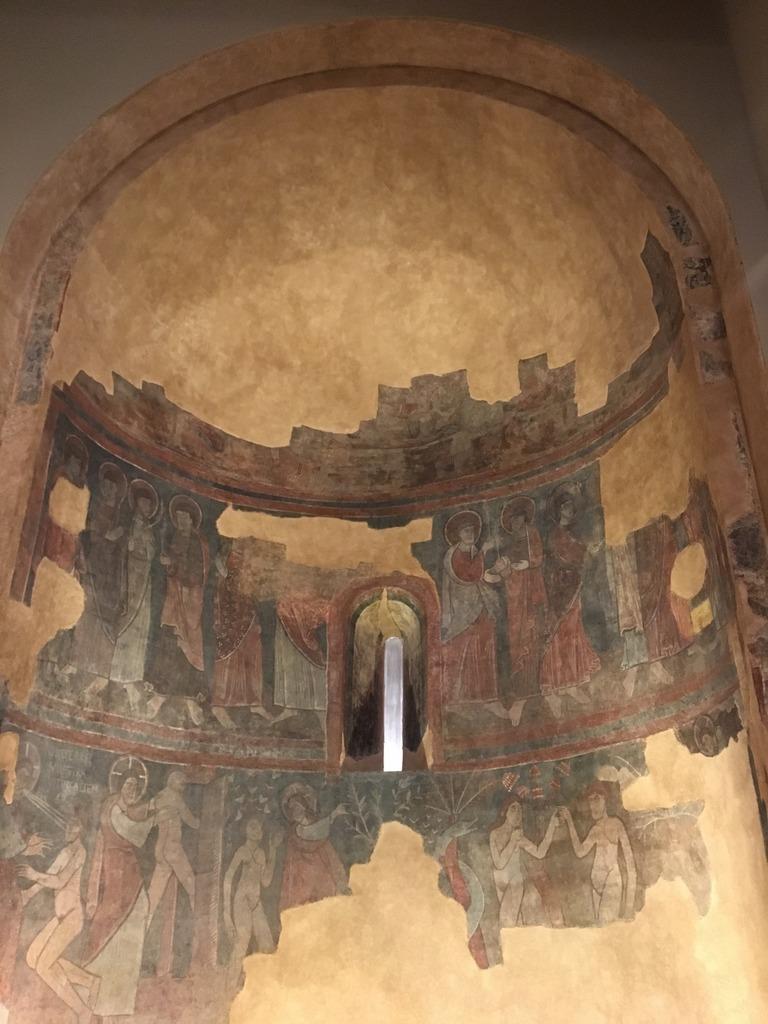 Museum Episcopal de Vic - mural