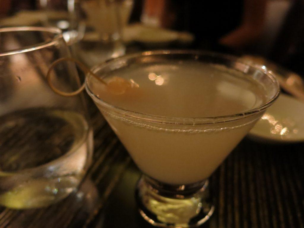 Nobu Doha Pepino Mocktail