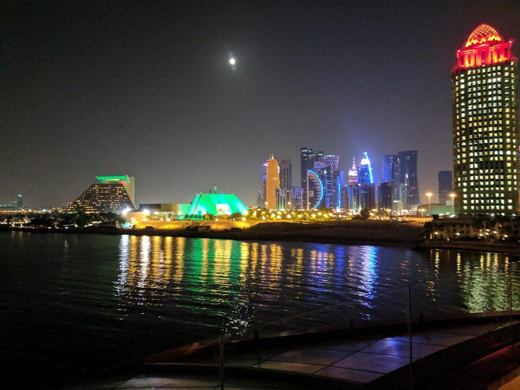 Nobu Doha Shoreline