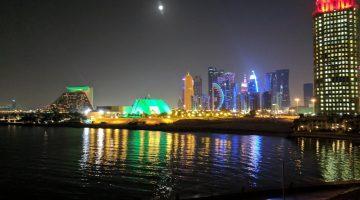 Nobu Doha – The Best Japanese Food on the Arabian Gulf