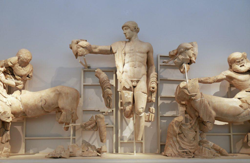 Olympia - Museum
