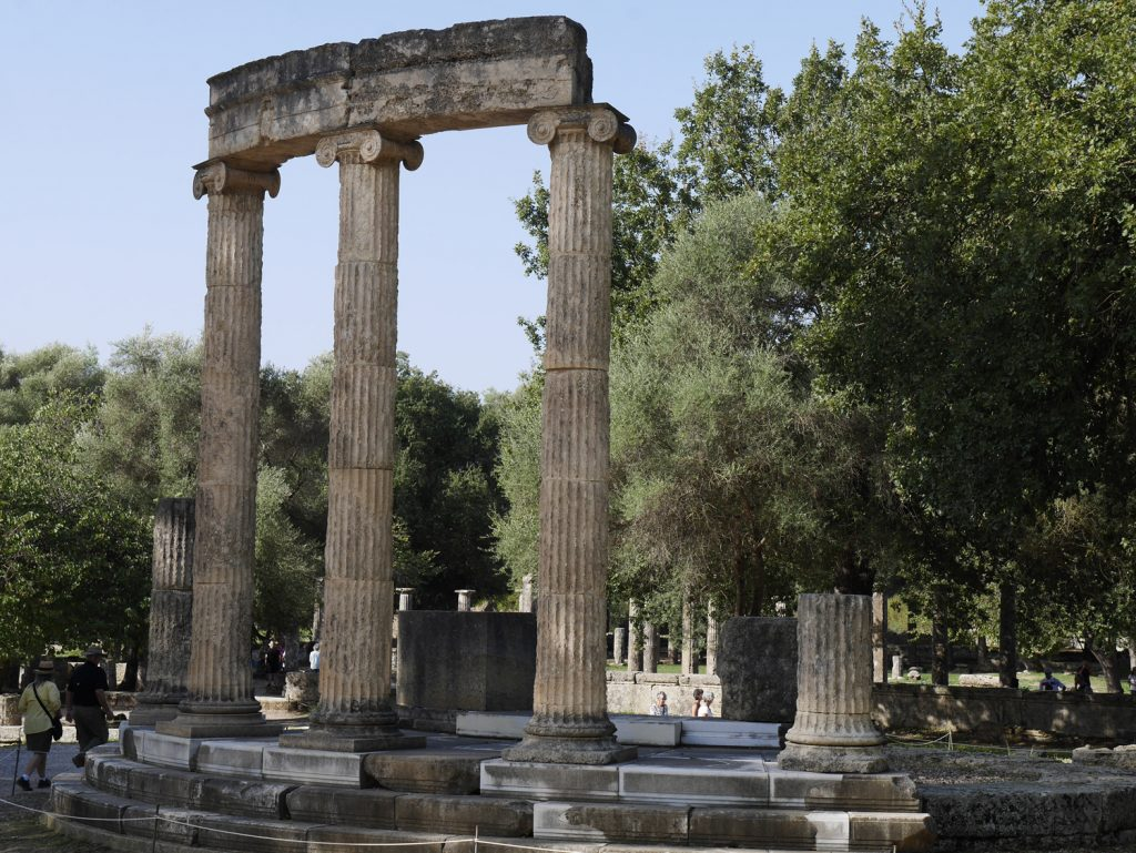 Olympia Philippeion