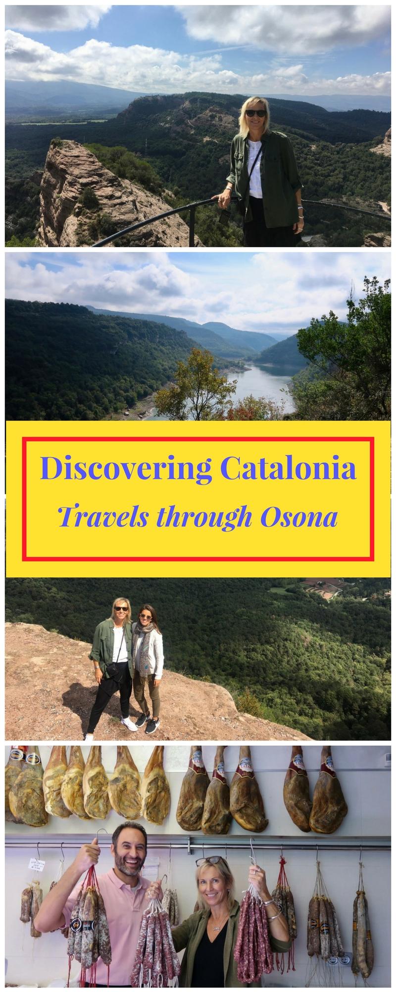 Osona Catalonia Spain, Travels through Osona Region of Catalonia Spain
