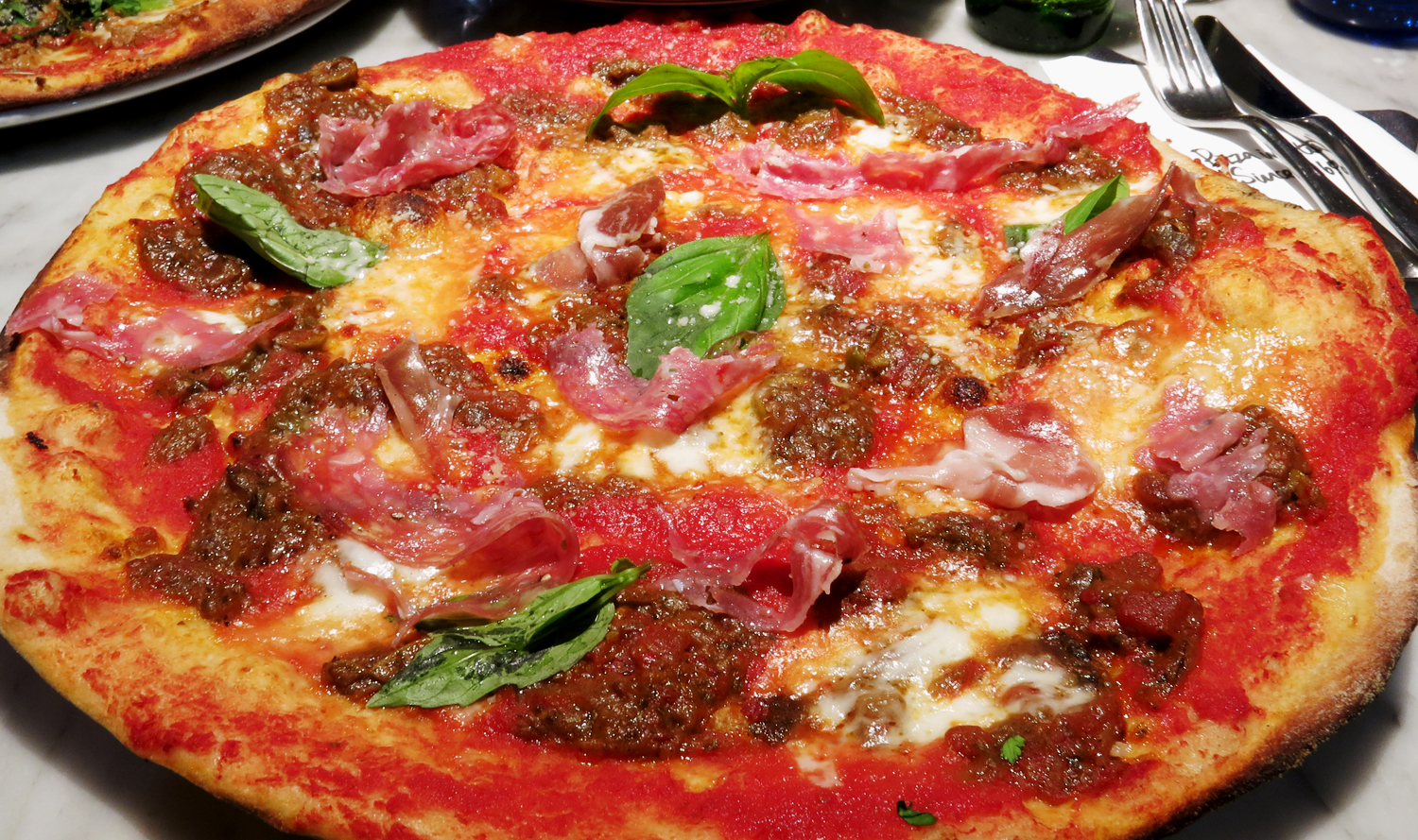 Pizza Express Reading Oracle Pizza Express Autumn Menu Review