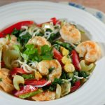 Spicy Prawn and Coconut Asian Noodle Bowl – 5:2 Diet Recipe