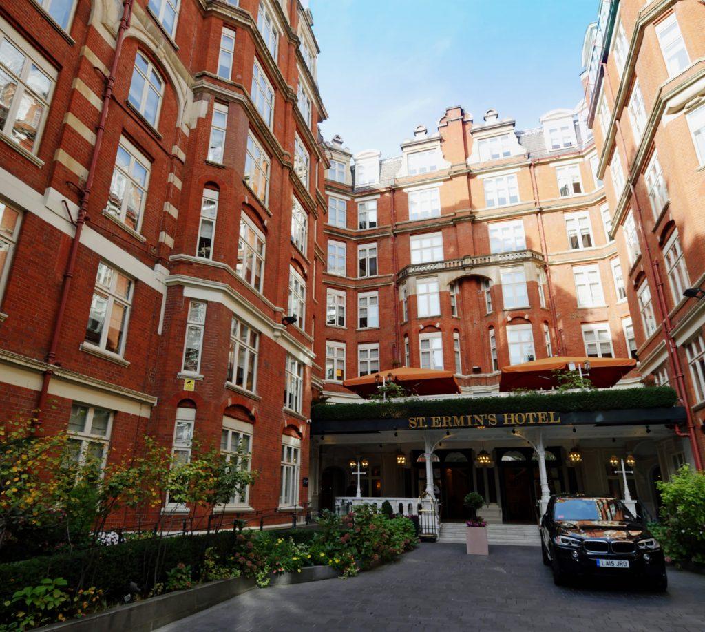 St Ermins Hotel