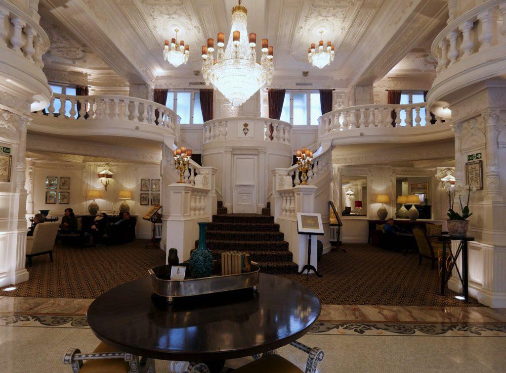 St Ermins Hotel Interior