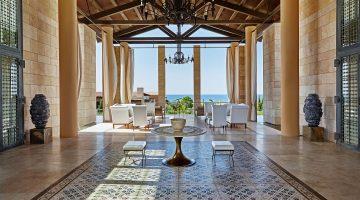 Costa Navarino – idyllic luxury in Messinia, Greece