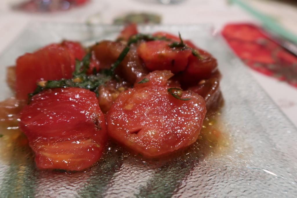 Tomatoes at Molí del Casó