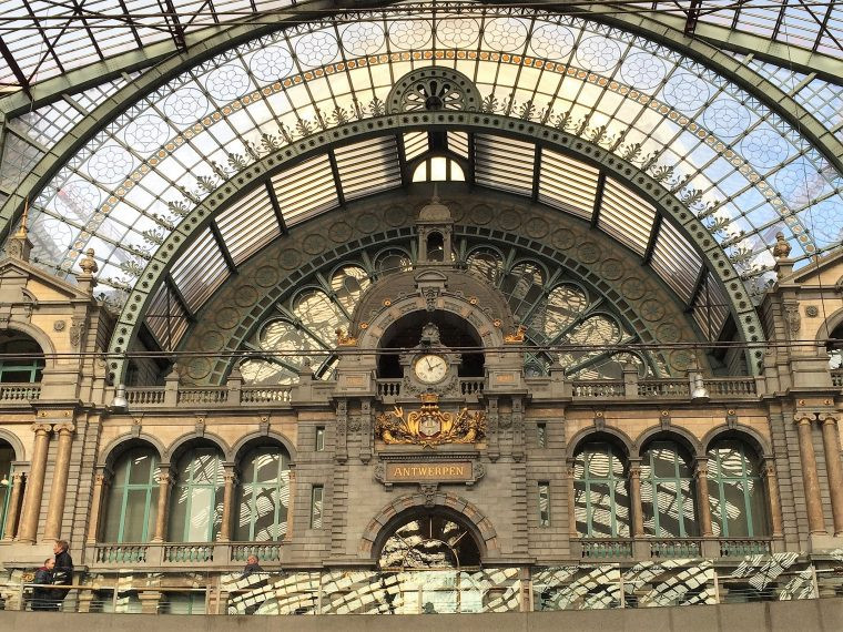 Antwerp Centraal Station