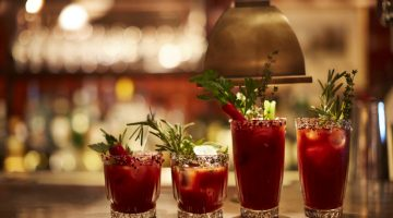 Sunday Bloody Mary Brunch at Bellanger