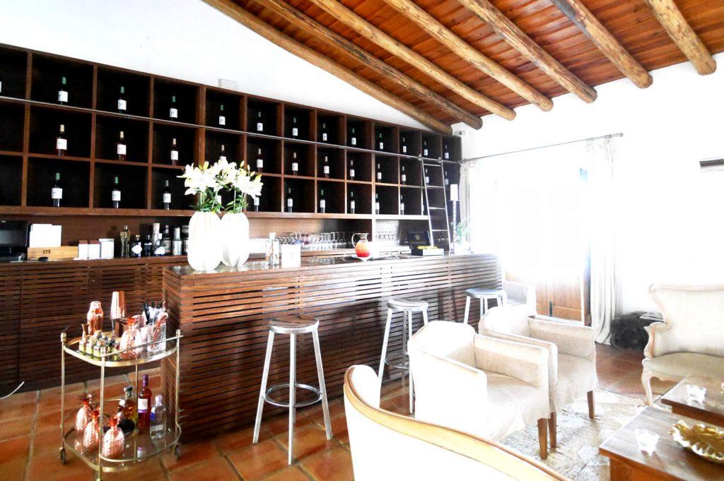 Bar - Herdade da malhadinha - Alentejo, Portugal