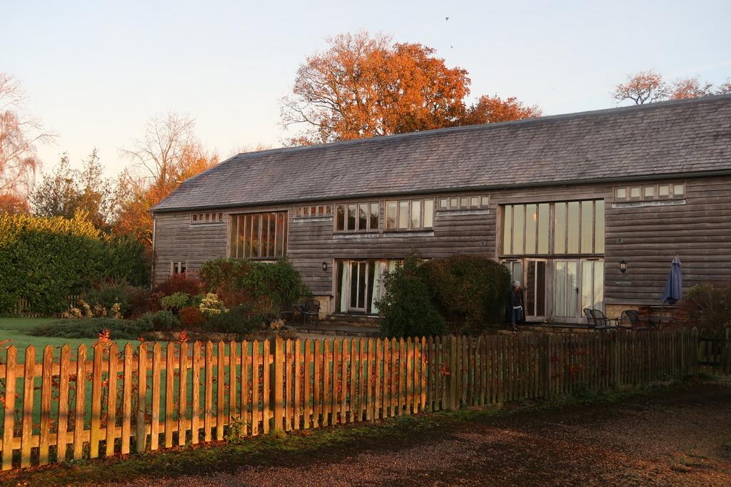Adventure Yogi - Barndown Farm cottage