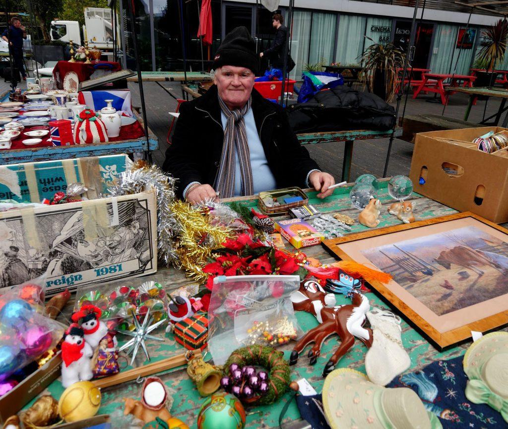 Bermondsey Square Antiques Market 3