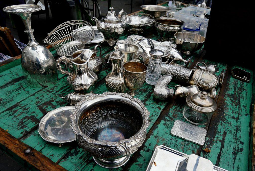 Bermondsey Square Antiques Market 5