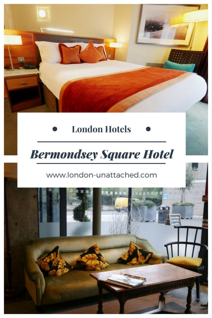 Bermondsey Square Hotel - Bermondsey Hotel - Boutique Hotel London - London Budget Hotel - Off the Beaten Track London Hotel