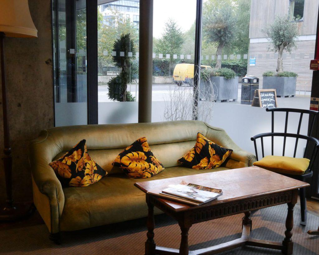 Bermondsey Square Hotel Lobby 2