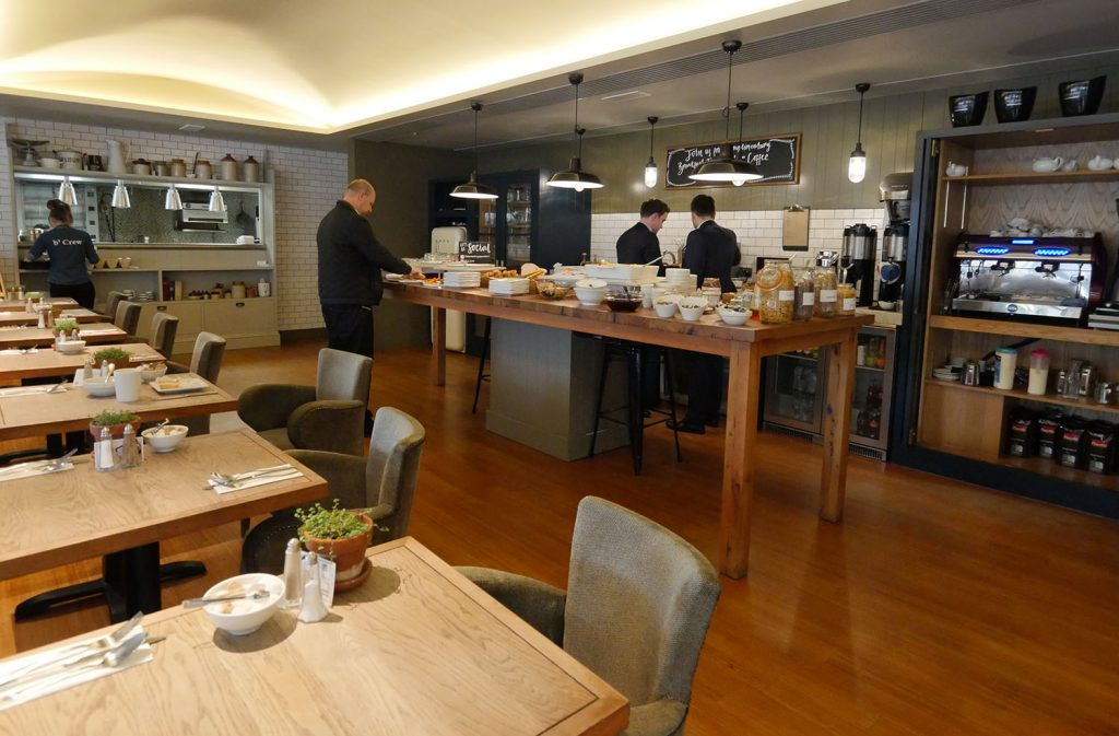 Bermondsey Square Hotel Restaurant