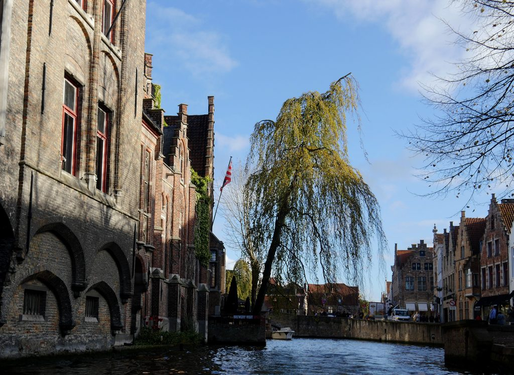 Bruges Canals 2