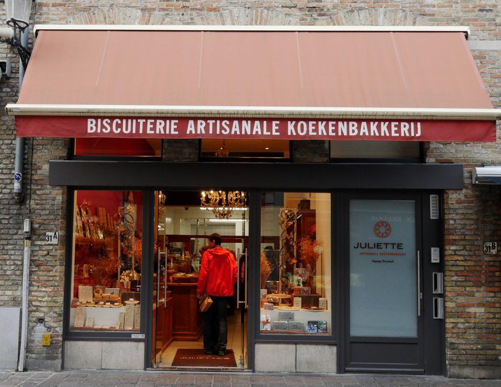 Bruges - Juliettes - Speculoos