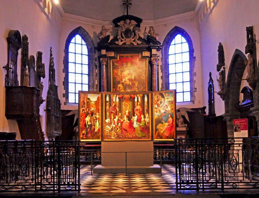Bruges Memling - Sint-Janshospitaal