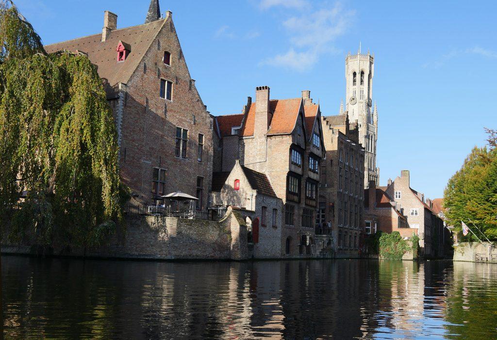 Bruges - Sunlight