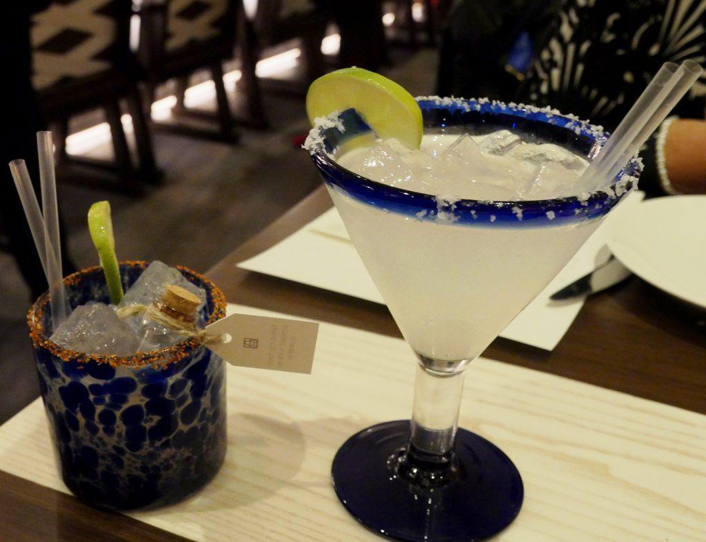 Cantina Laredo cocktails