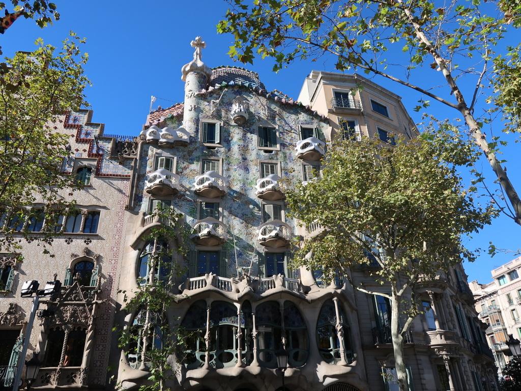 Passeig de Gràcia - Barcelona Catalonia Spain