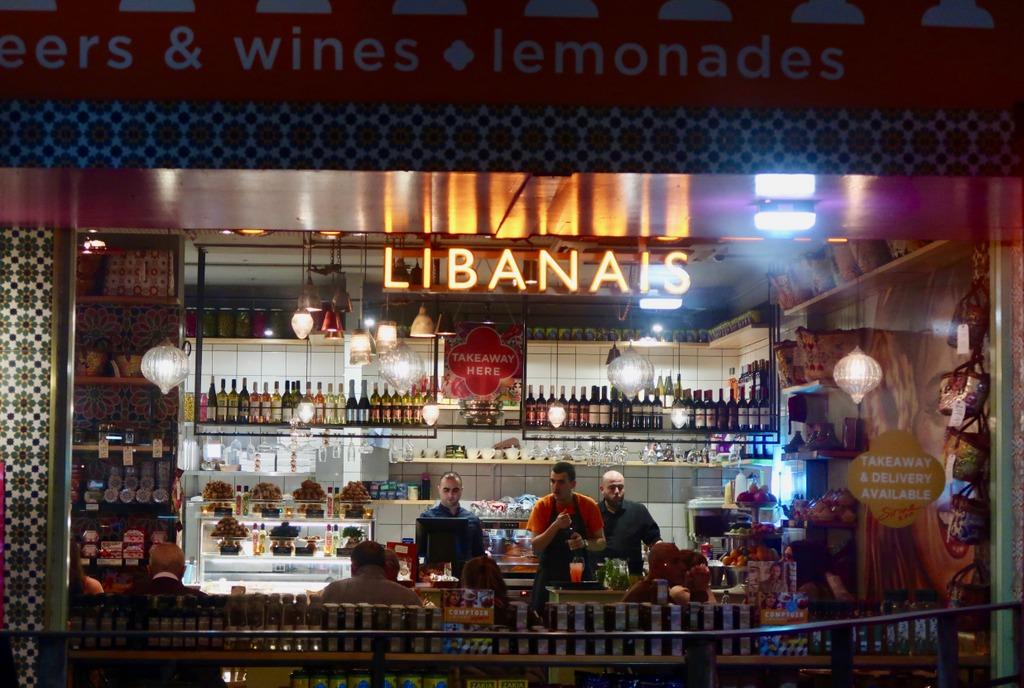 Comptoir Libanais Soho