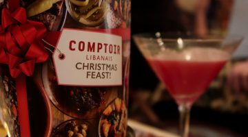 Christmas at Comptoir Libanais