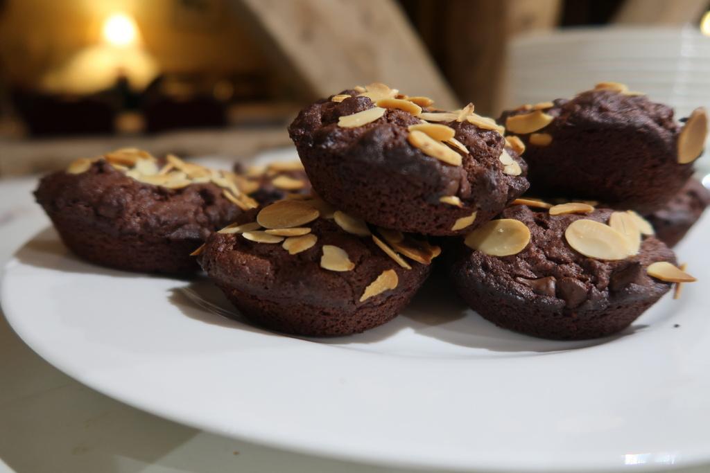 Adventure Yogi - Gluten free Brownies