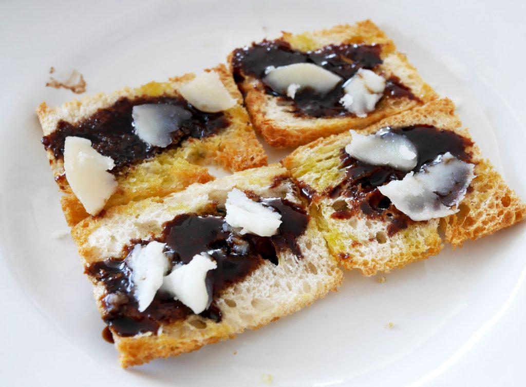 Alentejo Portugal - Grape concentrate with cheese