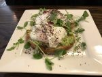 Hache Hache Brunch Smashed Avocado & Poached Eggs