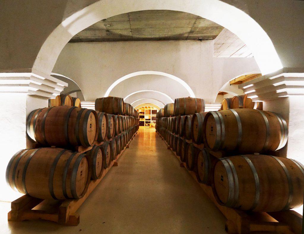 Herdade da malhadinha - Winery