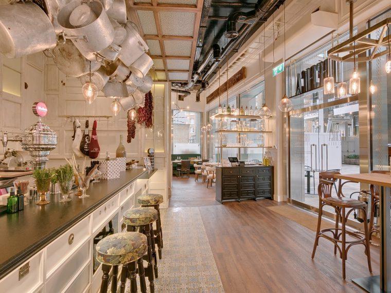Iberica restaurant London Victoria
