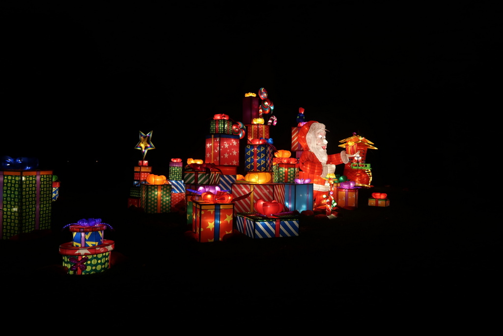 magical Lantern Festival - Christmas