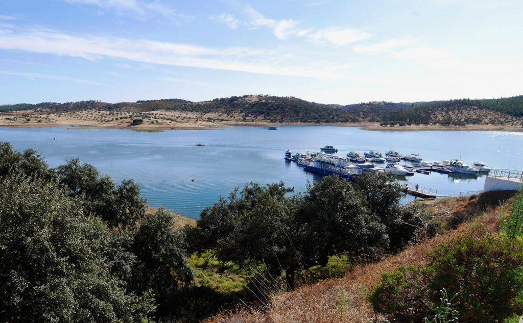 Marina Alqueva Lake - Alqueva Lake View - Alentejo Portugal